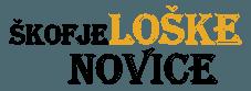 Loške novice Logotip